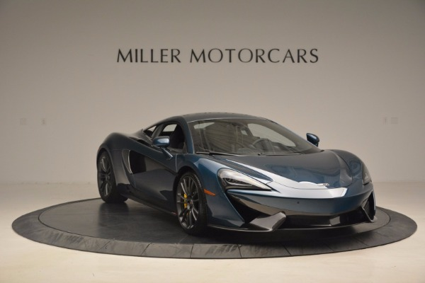 New 2017 McLaren 570S for sale Sold at Maserati of Greenwich in Greenwich CT 06830 11