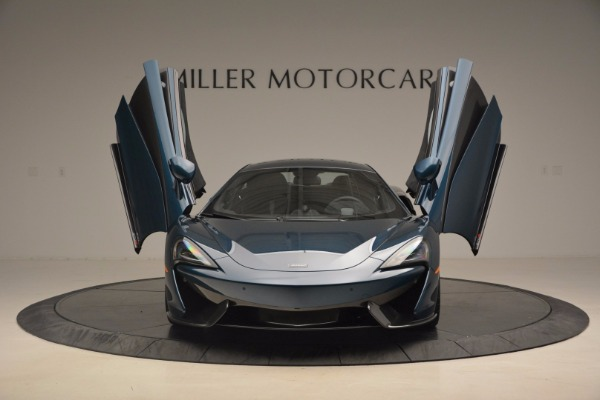 New 2017 McLaren 570S for sale Sold at Maserati of Greenwich in Greenwich CT 06830 13
