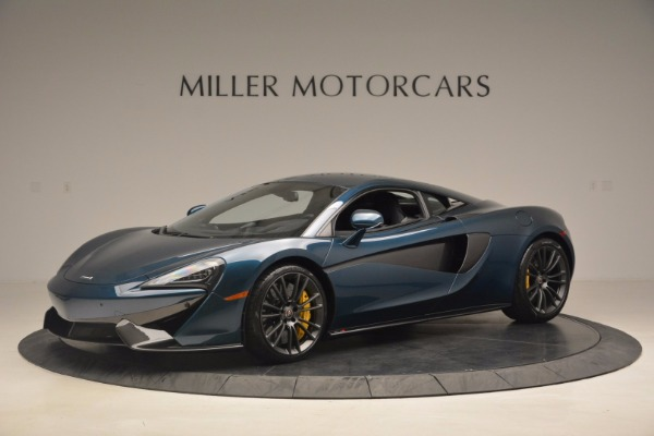 New 2017 McLaren 570S for sale Sold at Maserati of Greenwich in Greenwich CT 06830 2