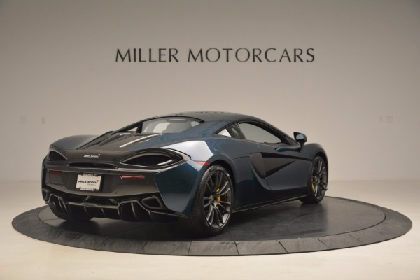 New 2017 McLaren 570S for sale Sold at Maserati of Greenwich in Greenwich CT 06830 7