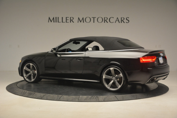 Used 2014 Audi RS 5 quattro for sale Sold at Maserati of Greenwich in Greenwich CT 06830 16