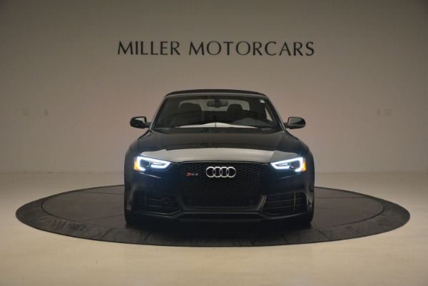 Used 2014 Audi RS 5 quattro for sale Sold at Maserati of Greenwich in Greenwich CT 06830 24