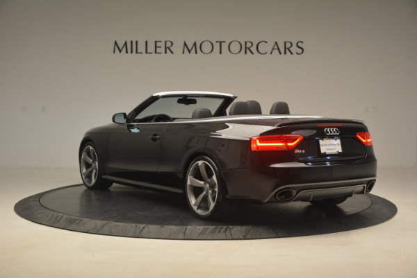 Used 2014 Audi RS 5 quattro for sale Sold at Maserati of Greenwich in Greenwich CT 06830 5