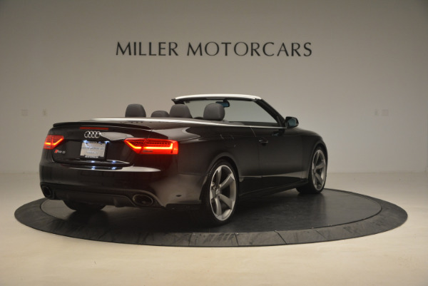 Used 2014 Audi RS 5 quattro for sale Sold at Maserati of Greenwich in Greenwich CT 06830 7
