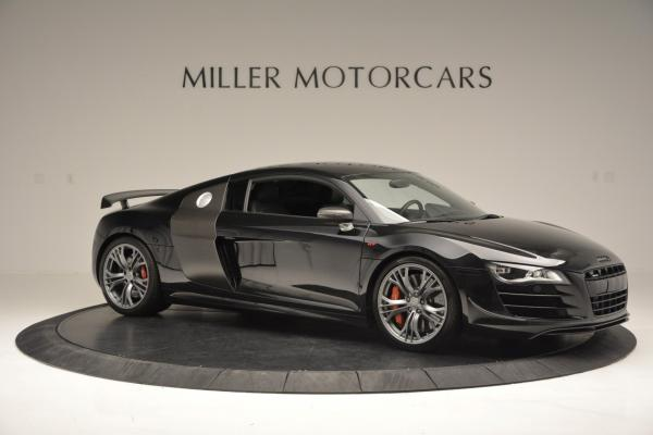 Used 2012 Audi R8 GT (R tronic) for sale Sold at Maserati of Greenwich in Greenwich CT 06830 10