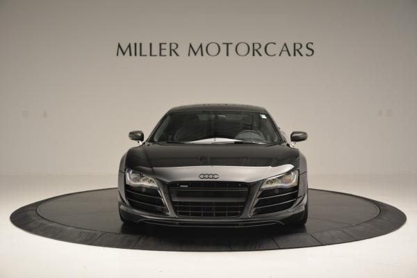 Used 2012 Audi R8 GT (R tronic) for sale Sold at Maserati of Greenwich in Greenwich CT 06830 12