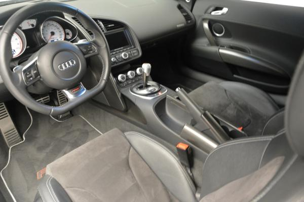 Used 2012 Audi R8 GT (R tronic) for sale Sold at Maserati of Greenwich in Greenwich CT 06830 13