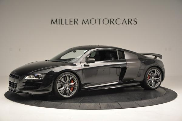 Used 2012 Audi R8 GT (R tronic) for sale Sold at Maserati of Greenwich in Greenwich CT 06830 2
