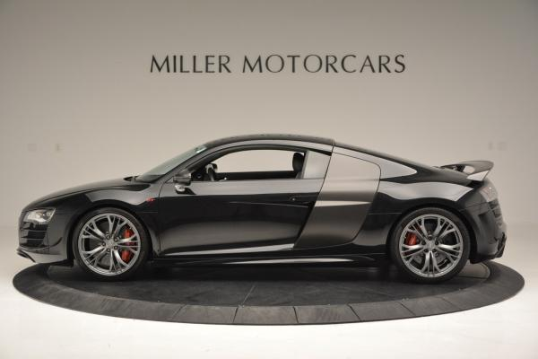Used 2012 Audi R8 GT (R tronic) for sale Sold at Maserati of Greenwich in Greenwich CT 06830 3