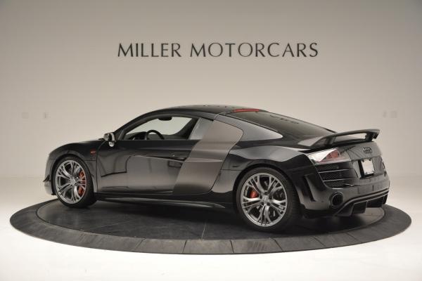 Used 2012 Audi R8 GT (R tronic) for sale Sold at Maserati of Greenwich in Greenwich CT 06830 4