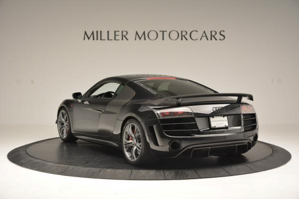 Used 2012 Audi R8 GT (R tronic) for sale Sold at Maserati of Greenwich in Greenwich CT 06830 5
