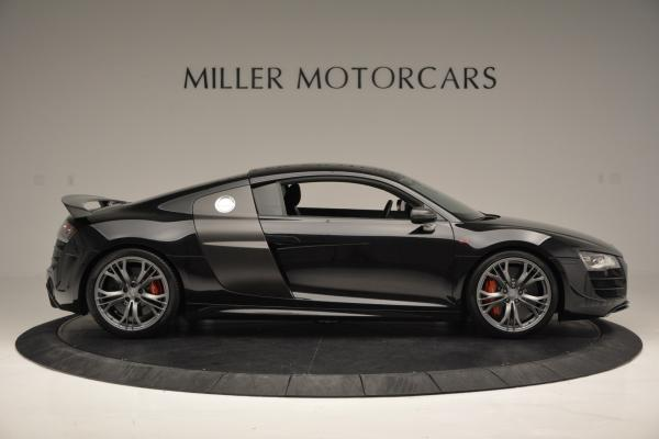 Used 2012 Audi R8 GT (R tronic) for sale Sold at Maserati of Greenwich in Greenwich CT 06830 9