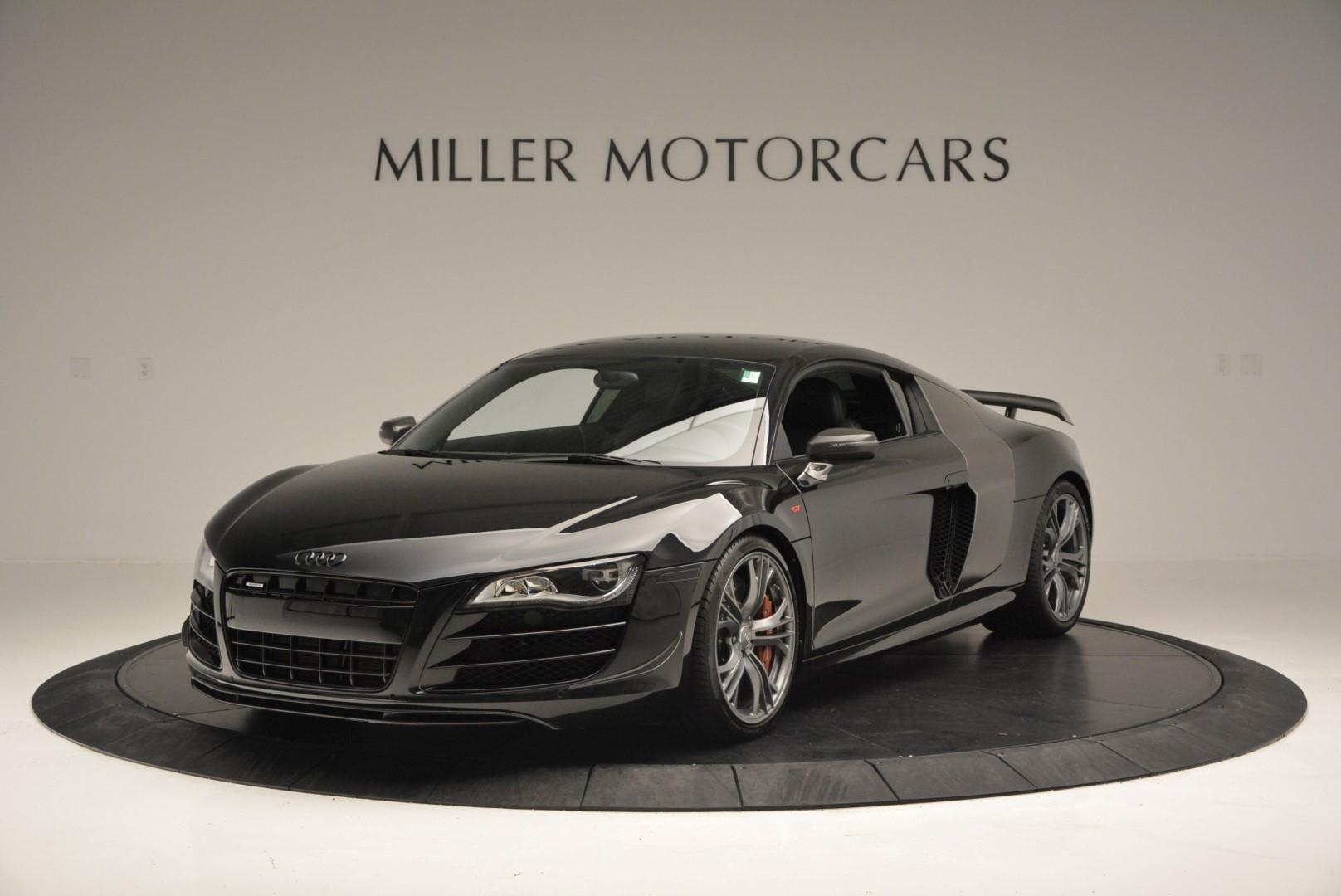 Used 2012 Audi R8 GT (R tronic) for sale Sold at Maserati of Greenwich in Greenwich CT 06830 1