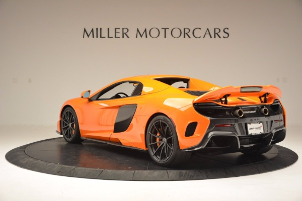 Used 2016 McLaren 675LT Spider Convertible for sale Sold at Maserati of Greenwich in Greenwich CT 06830 16