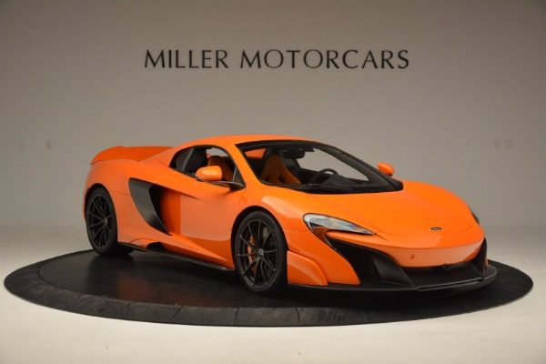 Used 2016 McLaren 675LT Spider Convertible for sale Sold at Maserati of Greenwich in Greenwich CT 06830 20