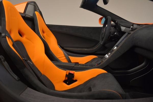 Used 2016 McLaren 675LT Spider Convertible for sale Sold at Maserati of Greenwich in Greenwich CT 06830 26