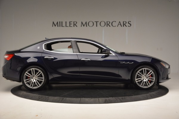 New 2017 Maserati Ghibli S Q4 for sale Sold at Maserati of Greenwich in Greenwich CT 06830 8
