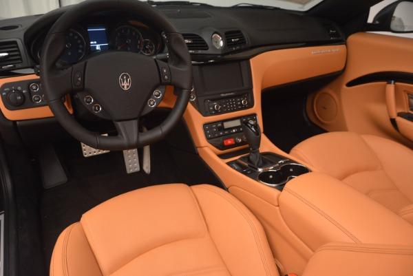 New 2017 Maserati GranTurismo Sport for sale Sold at Maserati of Greenwich in Greenwich CT 06830 25