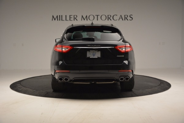 New 2017 Maserati Levante S for sale Sold at Maserati of Greenwich in Greenwich CT 06830 6