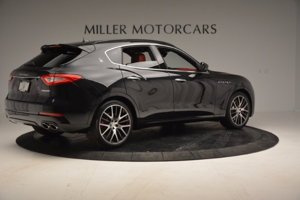 New 2017 Maserati Levante S for sale Sold at Maserati of Greenwich in Greenwich CT 06830 8