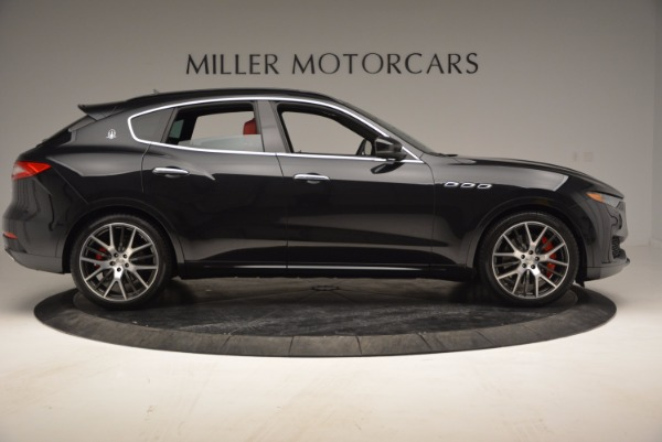 New 2017 Maserati Levante S for sale Sold at Maserati of Greenwich in Greenwich CT 06830 9