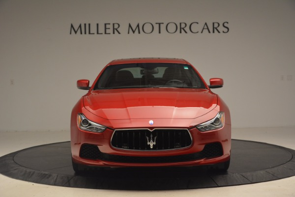 Used 2014 Maserati Ghibli S Q4 for sale Sold at Maserati of Greenwich in Greenwich CT 06830 12
