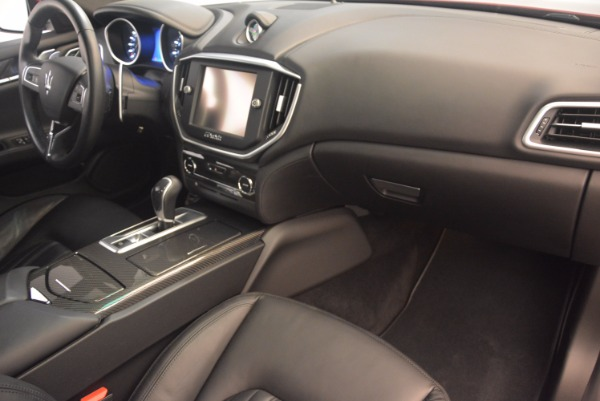 Used 2014 Maserati Ghibli S Q4 for sale Sold at Maserati of Greenwich in Greenwich CT 06830 19