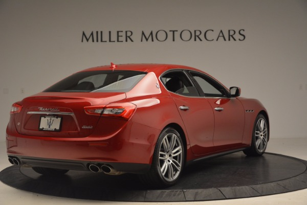 Used 2014 Maserati Ghibli S Q4 for sale Sold at Maserati of Greenwich in Greenwich CT 06830 7
