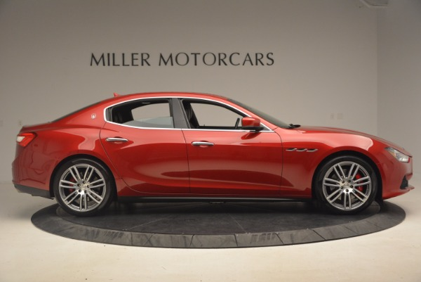 Used 2014 Maserati Ghibli S Q4 for sale Sold at Maserati of Greenwich in Greenwich CT 06830 9
