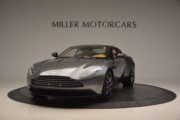 New 2017 Aston Martin DB11 for sale Sold at Maserati of Greenwich in Greenwich CT 06830 1