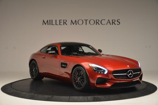 Used 2016 Mercedes Benz AMG GT S S for sale Sold at Maserati of Greenwich in Greenwich CT 06830 11