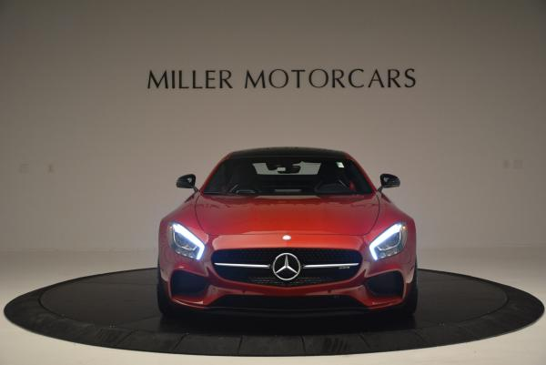 Used 2016 Mercedes Benz AMG GT S S for sale Sold at Maserati of Greenwich in Greenwich CT 06830 12