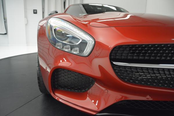 Used 2016 Mercedes Benz AMG GT S S for sale Sold at Maserati of Greenwich in Greenwich CT 06830 14