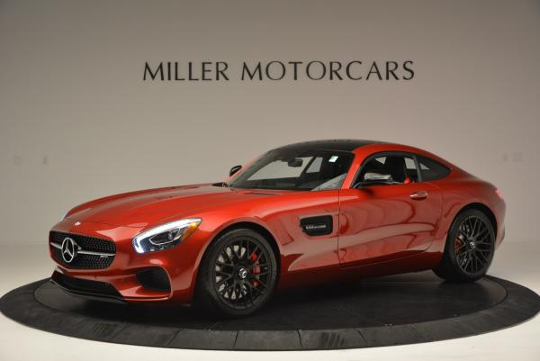 Used 2016 Mercedes Benz AMG GT S S for sale Sold at Maserati of Greenwich in Greenwich CT 06830 2