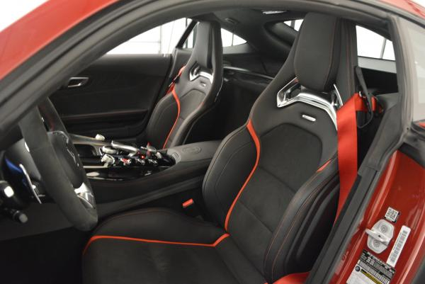 Used 2016 Mercedes Benz AMG GT S S for sale Sold at Maserati of Greenwich in Greenwich CT 06830 21