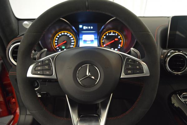 Used 2016 Mercedes Benz AMG GT S S for sale Sold at Maserati of Greenwich in Greenwich CT 06830 22