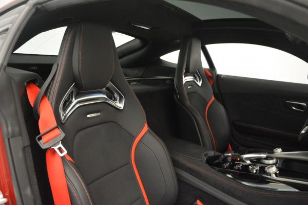 Used 2016 Mercedes Benz AMG GT S S for sale Sold at Maserati of Greenwich in Greenwich CT 06830 28