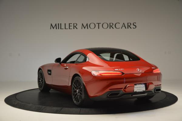 Used 2016 Mercedes Benz AMG GT S S for sale Sold at Maserati of Greenwich in Greenwich CT 06830 5