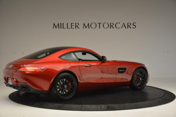 Used 2016 Mercedes Benz AMG GT S S for sale Sold at Maserati of Greenwich in Greenwich CT 06830 8