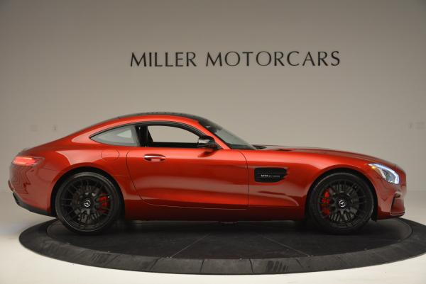 Used 2016 Mercedes Benz AMG GT S S for sale Sold at Maserati of Greenwich in Greenwich CT 06830 9