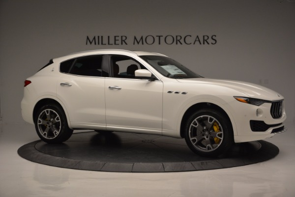 New 2017 Maserati Levante S Q4 for sale Sold at Maserati of Greenwich in Greenwich CT 06830 10