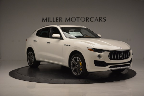 New 2017 Maserati Levante S Q4 for sale Sold at Maserati of Greenwich in Greenwich CT 06830 11