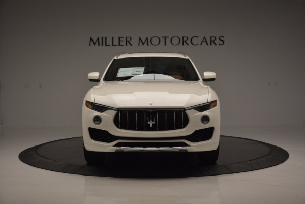 New 2017 Maserati Levante S Q4 for sale Sold at Maserati of Greenwich in Greenwich CT 06830 12