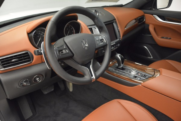 New 2017 Maserati Levante S Q4 for sale Sold at Maserati of Greenwich in Greenwich CT 06830 13
