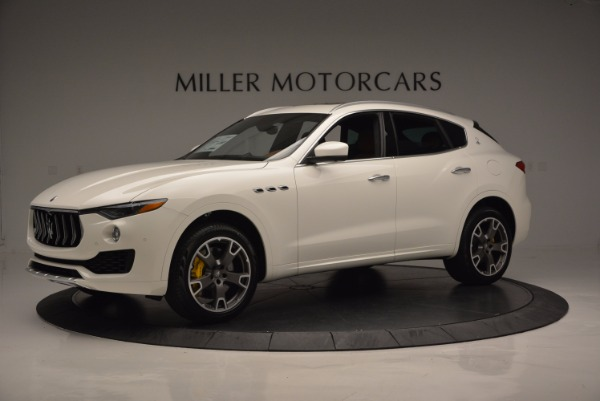 New 2017 Maserati Levante S Q4 for sale Sold at Maserati of Greenwich in Greenwich CT 06830 2