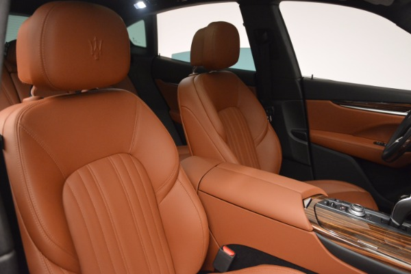 New 2017 Maserati Levante S Q4 for sale Sold at Maserati of Greenwich in Greenwich CT 06830 21