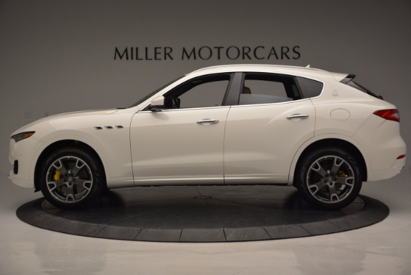 New 2017 Maserati Levante S Q4 for sale Sold at Maserati of Greenwich in Greenwich CT 06830 3