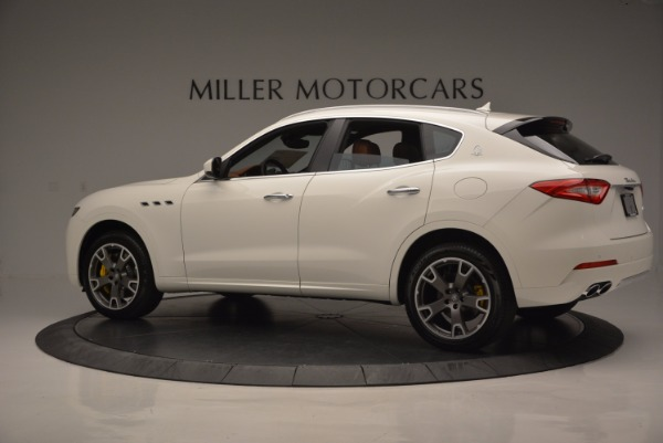 New 2017 Maserati Levante S Q4 for sale Sold at Maserati of Greenwich in Greenwich CT 06830 4