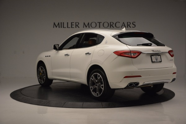 New 2017 Maserati Levante S Q4 for sale Sold at Maserati of Greenwich in Greenwich CT 06830 5