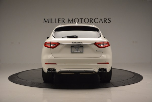 New 2017 Maserati Levante S Q4 for sale Sold at Maserati of Greenwich in Greenwich CT 06830 6